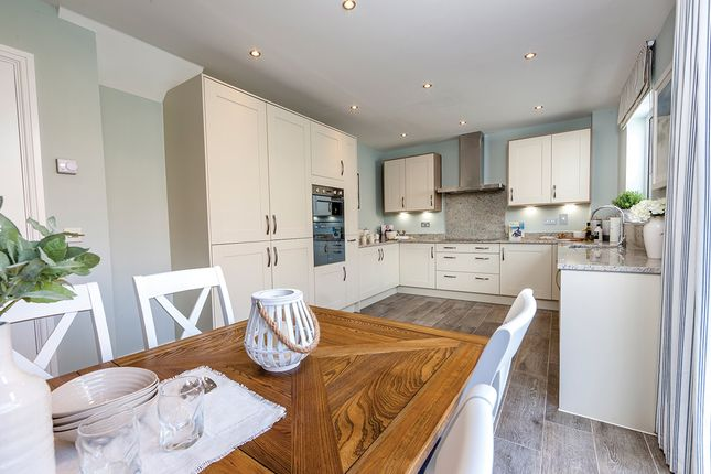 """5 bedroom detached house for sale in """"Highgate 5"""" at Orwell Drive, Arborfield, Reading"""