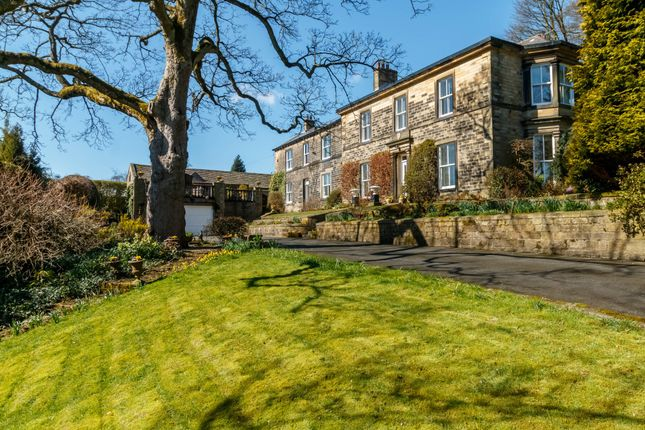 Thumbnail Detached house for sale in Shaw Lane, Hinchliffe Mill, Holmfirth