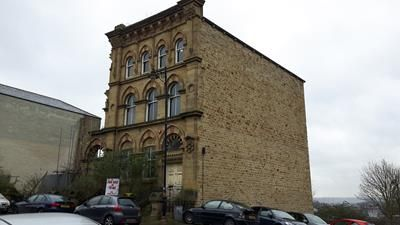 Thumbnail Office for sale in 32 The Crescent, Station Road, Batley, West Yorkshire