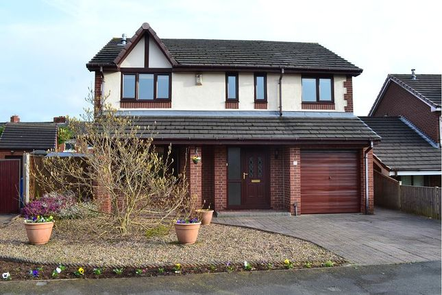 Thumbnail Detached house to rent in Spelding Drive, Standish-Lower-Ground, Wigan