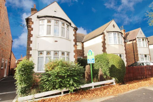 Thumbnail Semi-detached house to rent in Ringwood Crescent, Wollaton, Nottingham