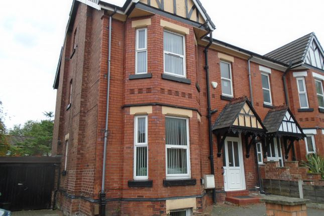 Thumbnail Semi-detached house to rent in Everett Road, Withington, Manchester