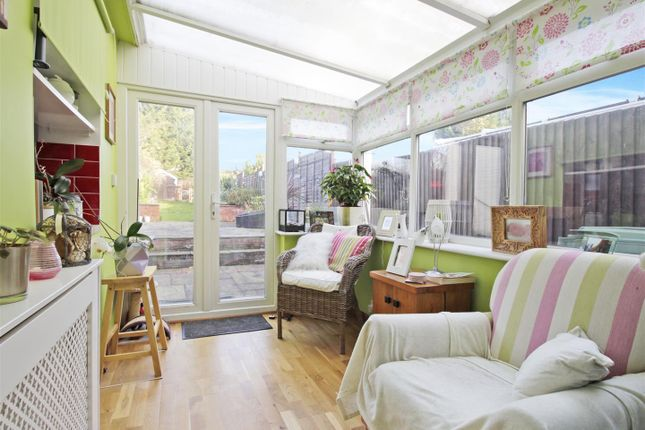 Thumbnail Semi-detached house for sale in Budleigh Crescent, Welling