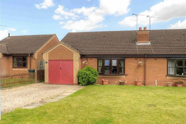 Thumbnail Bungalow for sale in Badger Way, Broughton, Brigg