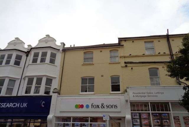 Thumbnail Flat to rent in Devonshire Square, Bexhill On Sea East Sussex