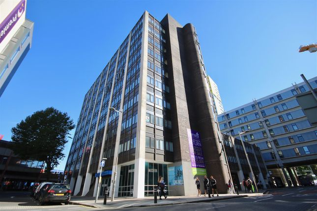 Thumbnail Flat to rent in Enterprise House, Isambard Brunel Road, Portsmouth