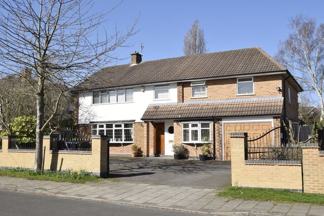 Thumbnail Detached house for sale in Firs Road, Edwalton