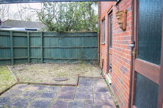 Patio of Highlands Drive, Daventry NN11