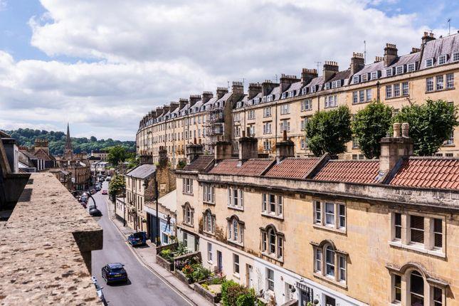 3 bed flat to rent in 5 Cornwall House, Walcot Street, Bath BA1