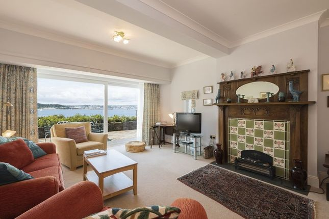 Lounge of Castle Drive, St. Mawes, Truro TR2