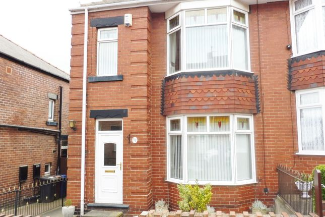 Front View of Belgrave Road, Barnsley S71