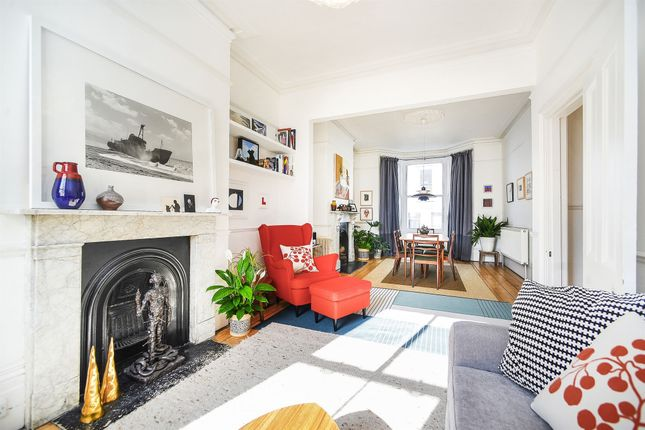 Thumbnail Terraced house for sale in St. Georges Terrace, Brighton