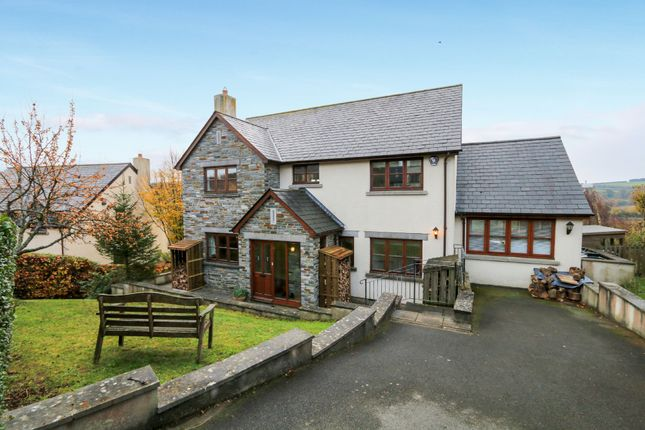 Thumbnail Detached house for sale in Town Meadow, Ilsington, Newton Abbot