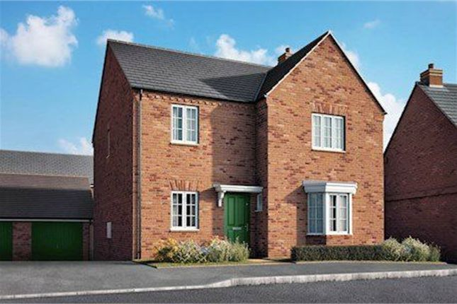 Thumbnail Detached house for sale in Plot 41, Moorland Glade, Hillmorton, Rugby