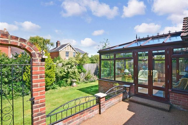 Thumbnail Detached bungalow for sale in Shide Road, Newport, Isle Of Wight