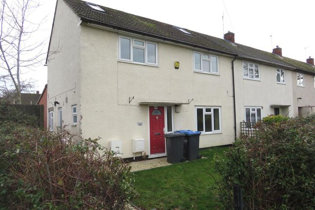 Thumbnail Flat to rent in Charlesfield Road, Rugby