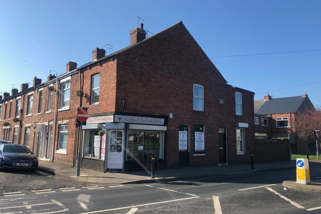 Thumbnail Retail premises for sale in Charles Street, Boldon Colliery