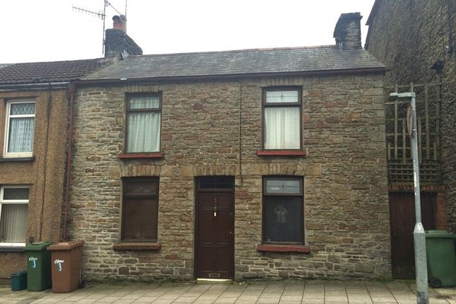 Thumbnail Property to rent in Van Road, Caerphilly