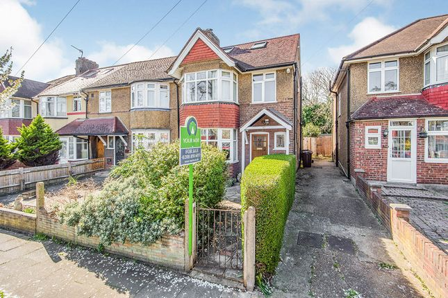 Thumbnail End terrace house for sale in Rosebery Road, Hounslow