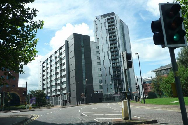 Thumbnail Flat to rent in The Quays, Salford Quays, Manchester