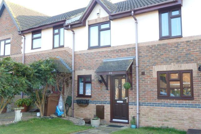 Thumbnail Terraced house to rent in Burrstock Way, Rainham, Gillingham
