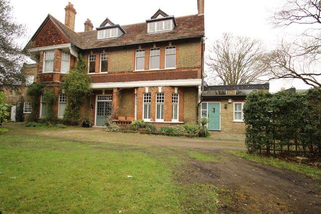 Thumbnail Maisonette to rent in Westcombe Park Road, Blackheath