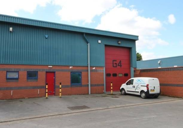 Thumbnail Warehouse to let in Unit Little Heath Industrial Estate, Old Church Road, Coventry
