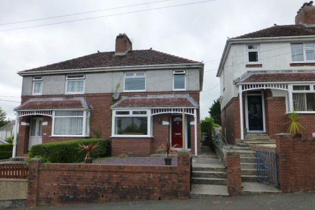 Thumbnail Property to rent in Lon Hir, Carmarthen