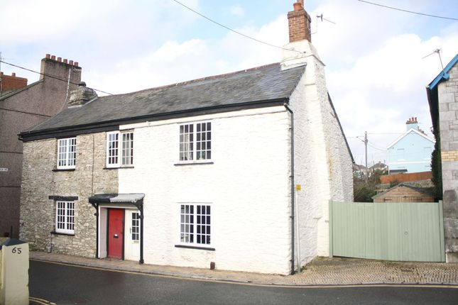 3 bed cottage for sale in Plymstock Road, Oreston, Plymouth