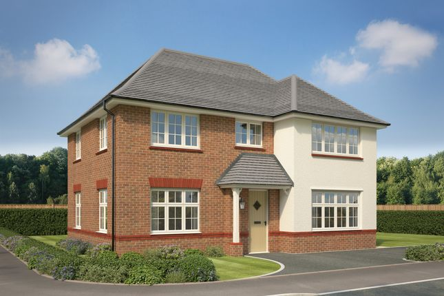 """Thumbnail Detached house for sale in """"Shaftesbury"""" at Estcourt Road, Gloucester"""