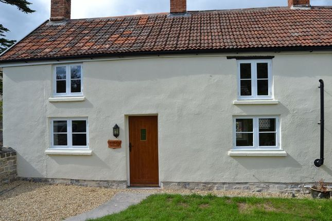Thumbnail Cottage to rent in Northbrook Road, Shapwick, Bridgwater