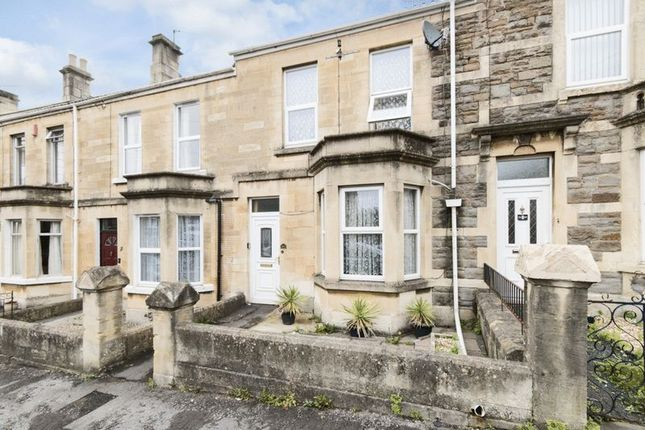 Thumbnail Terraced house for sale in Stanley Road West, Bath