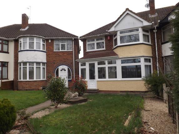 3 bed semi-detached house for sale in Meriden Drive, Kingshurst, Birmingham, West Midlands