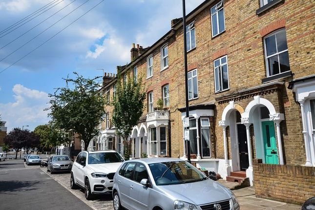 Thumbnail Terraced house to rent in John Campbell Road, London