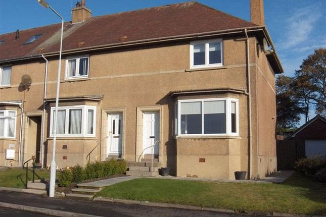 Thumbnail Terraced house to rent in Sweetbank Drive, Markinch, Fife