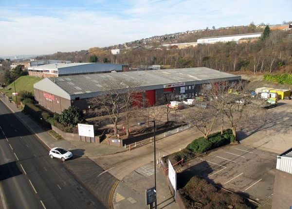 Thumbnail Light industrial to let in Meadowhall Road, Sheffield