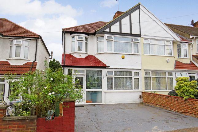 Thumbnail End terrace house for sale in Lyon Park Avenue, Wembley, Middlesex