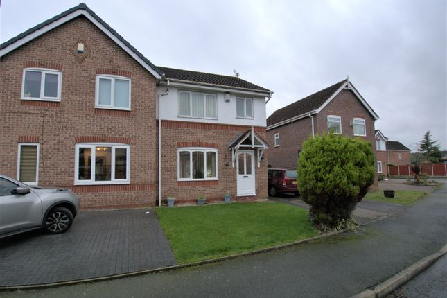 Front Of House of Brambling Park, Halewood, Liverpool L26