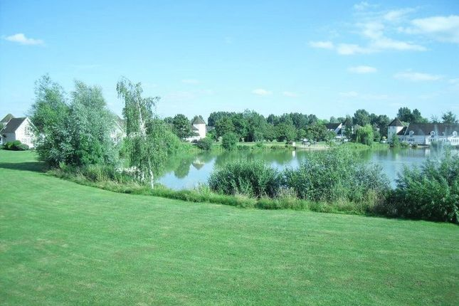 Thumbnail Terraced house for sale in 39 Isis Lake, Spine Road, South Cerney, Cirencester