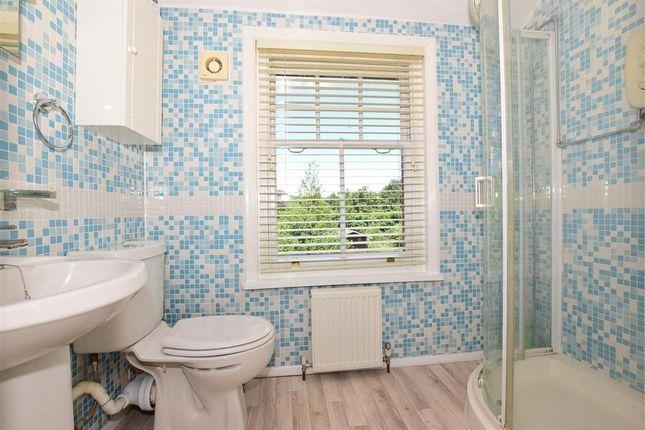 Shower Room of Oliver Crescent, Farningham, Kent DA4