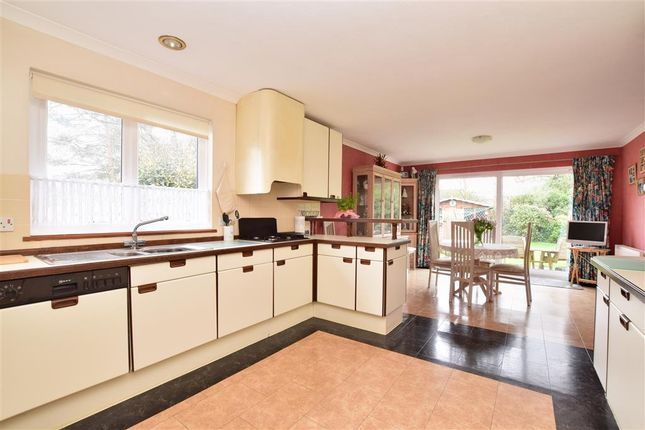 Thumbnail Detached bungalow for sale in Horley Road, Charlwood, Surrey