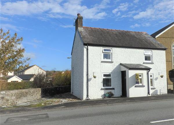 Thumbnail Detached house for sale in Chapel House, Porthyrhyd, Carmarthen