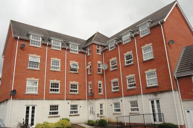 Thumbnail Flat for sale in Heritage Way, Hamilton, Leicester