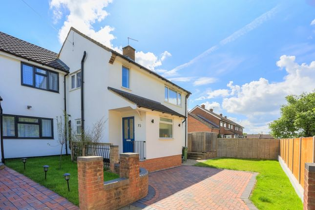 Thumbnail Semi-detached house for sale in Watling Street, St. Albans, Hertfordshire