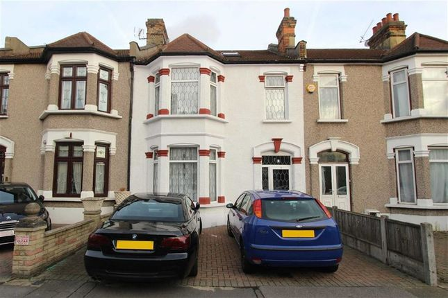 Thumbnail Terraced house for sale in Balmoral Gardens, Seven Kings, Essex