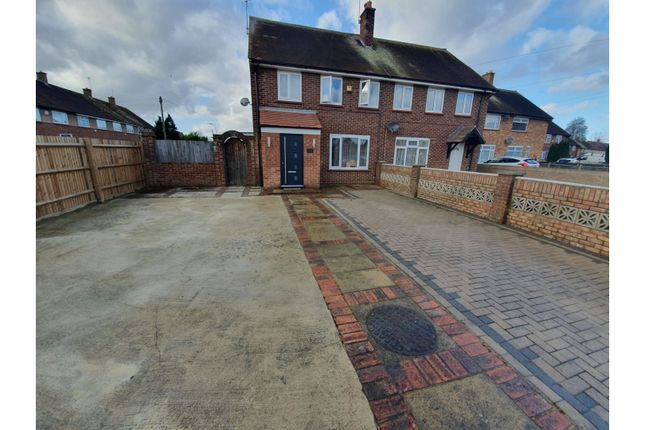 Thumbnail Semi-detached house for sale in St. Peters Road, Uxbridge