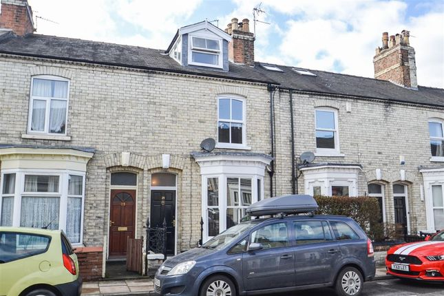 Thumbnail Terraced house to rent in Thorpe Street, York