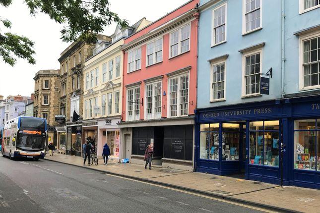 Thumbnail Retail premises to let in Oxford