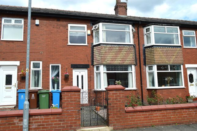 Thumbnail Town house for sale in Werneth Crescent, Coppice, Oldham
