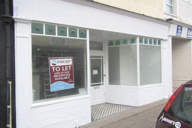Thumbnail Retail premises to let in Old Pier Street, Walton On The Naze